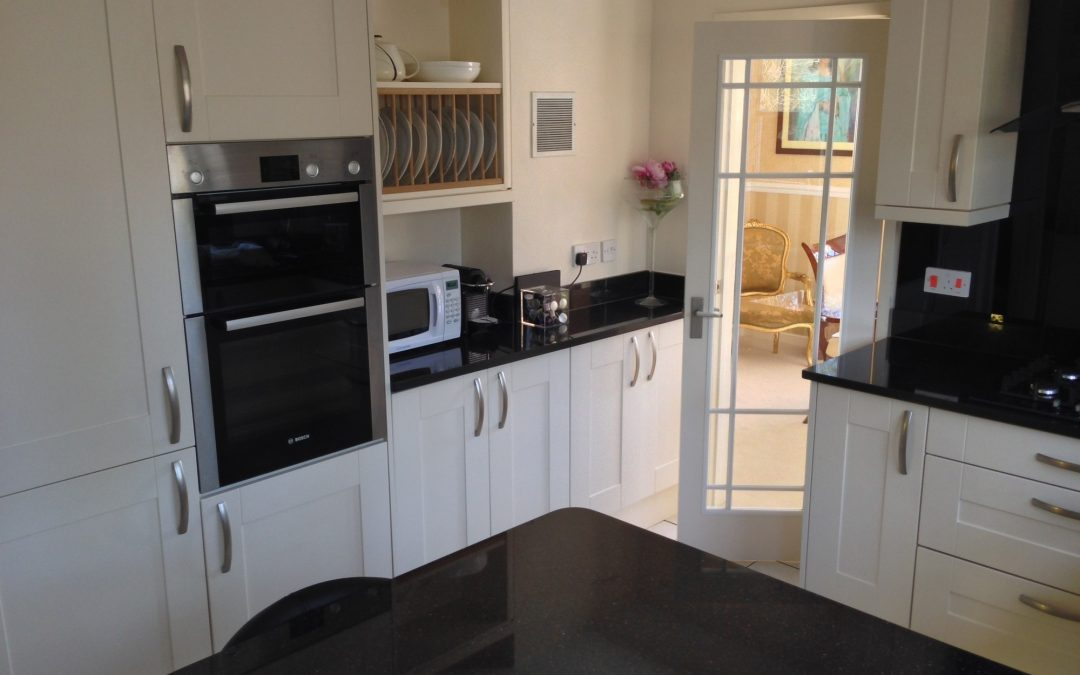 Kitchen Project completed for Aviva Design