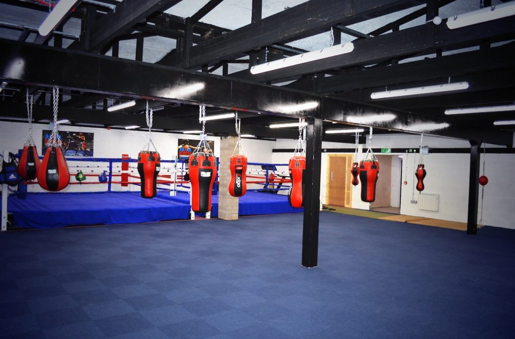 Redditch Community Boxing Club